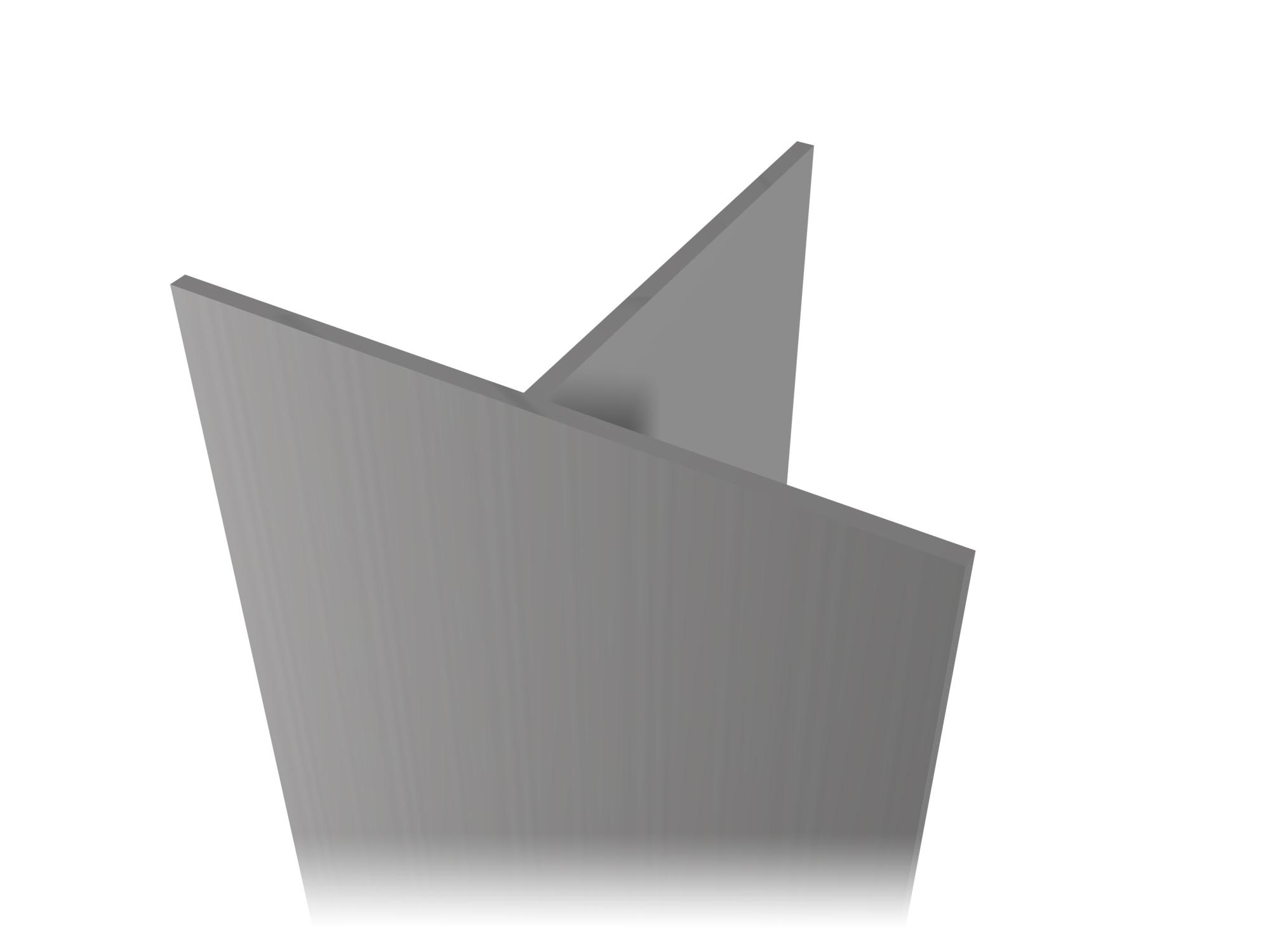 Aluminum profile A-38