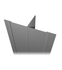Aluminum profile A-39
