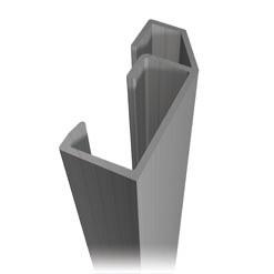 Aluminum profile A-97