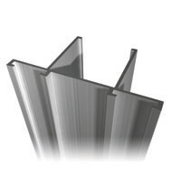 Aluminum profile A-55