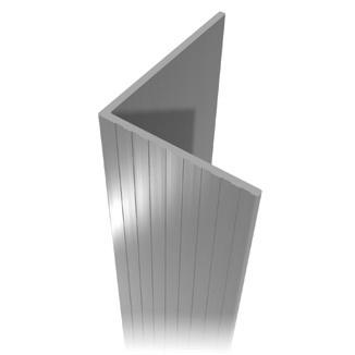 Aluminum profile A-47.1