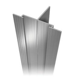 Aluminum profile A-47