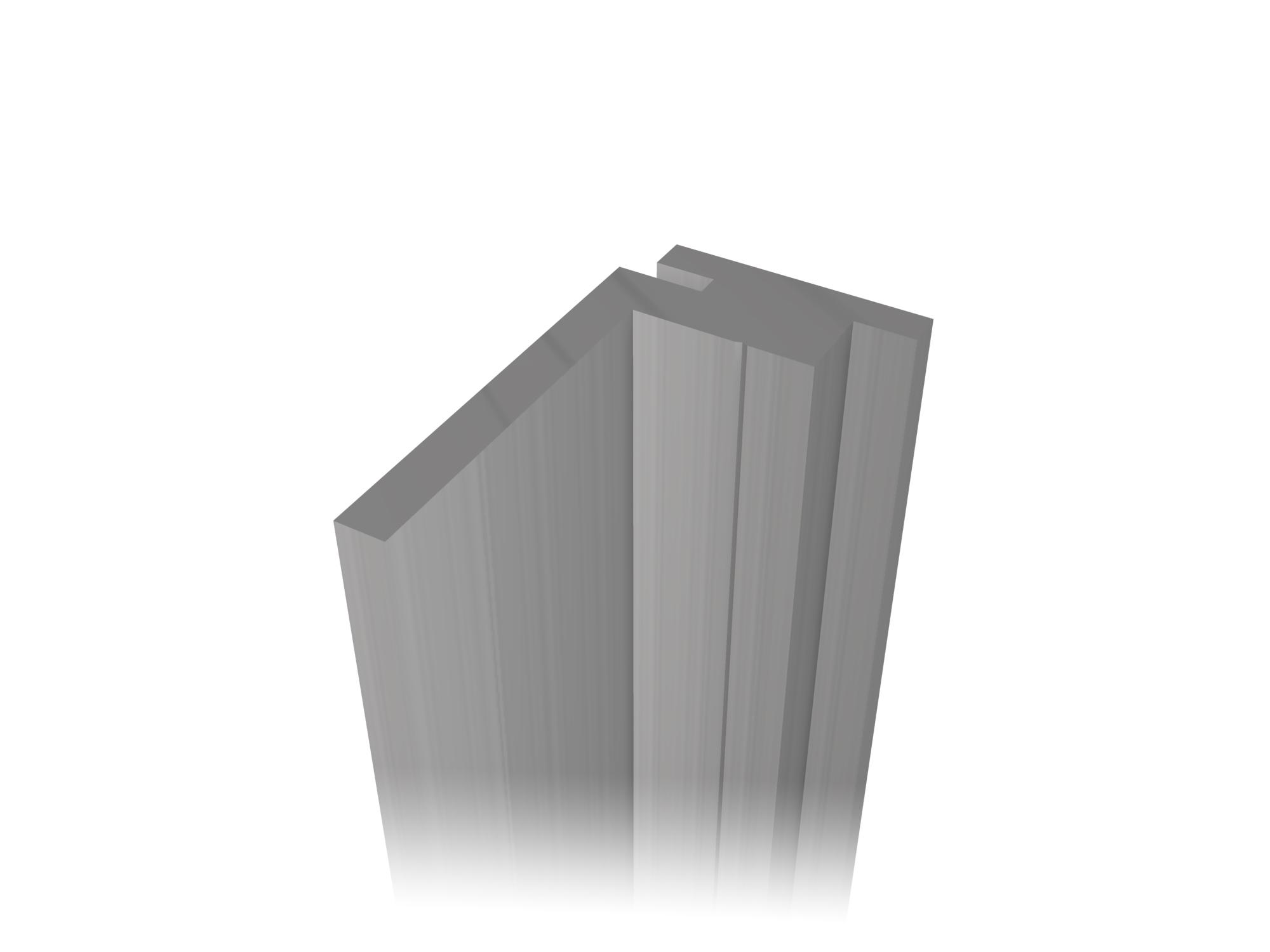 Aluminum profile A-20
