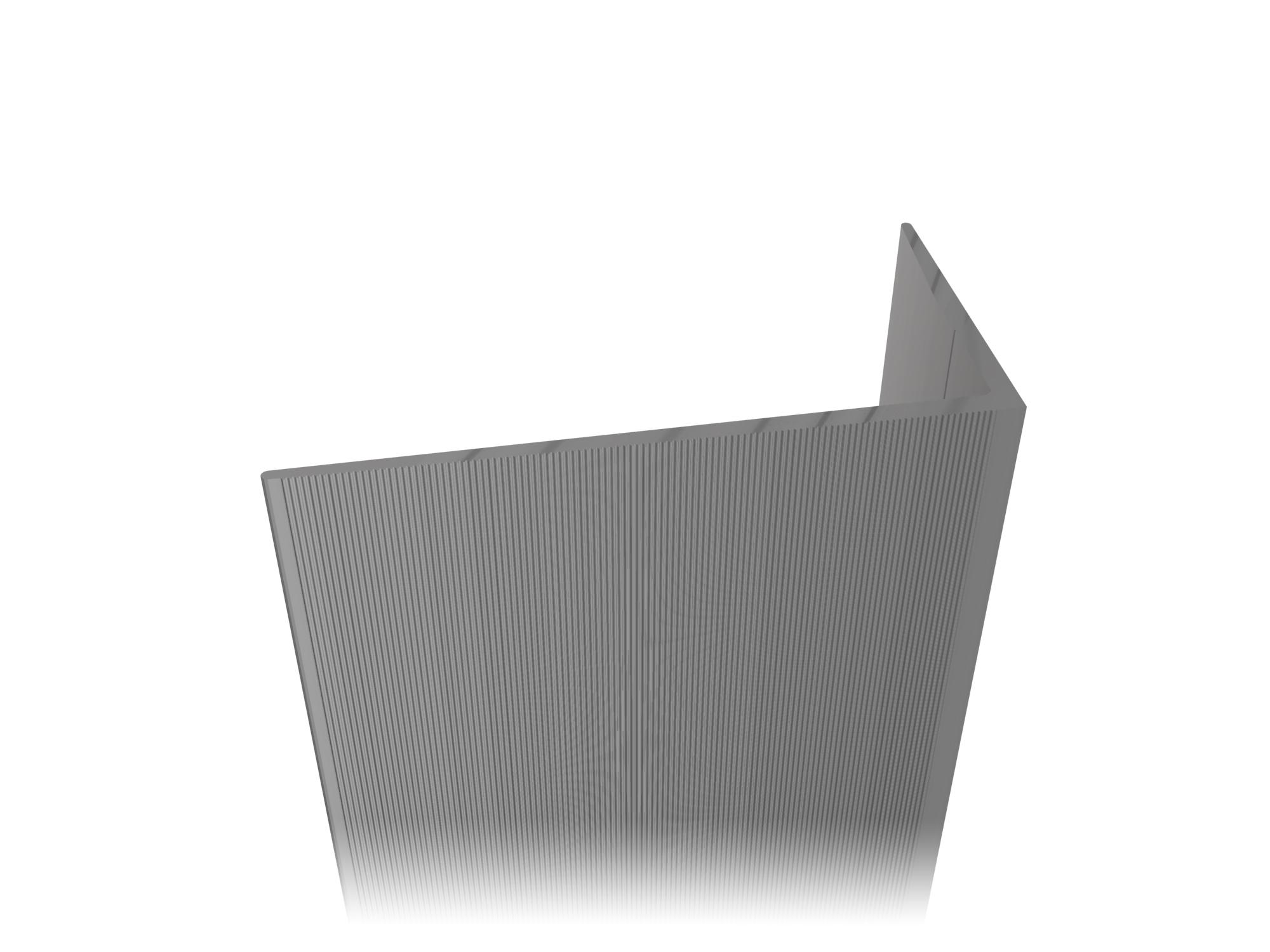 Aluminum profile 48.8