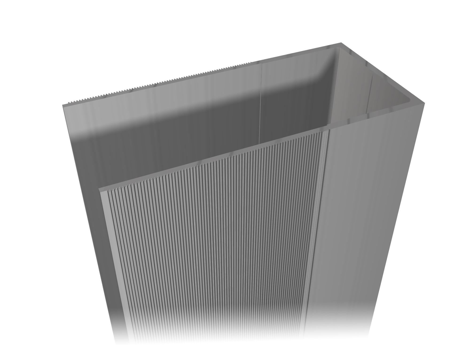 Aluminum profile A-03.1