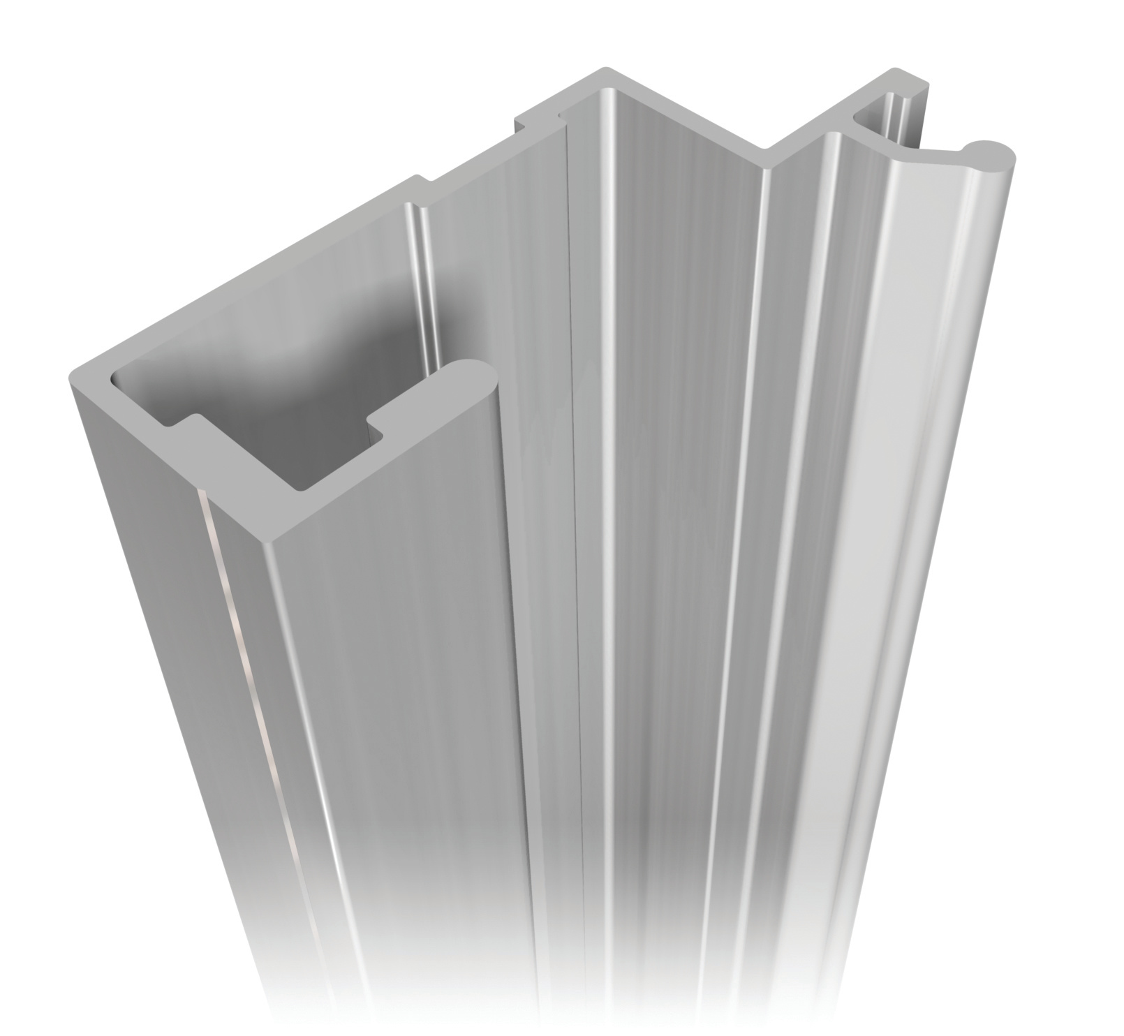 Aluminum profile A-28