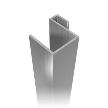Aluminum profile A-42