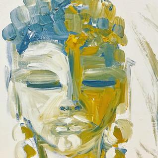 Ambi Acrylic on Canvas