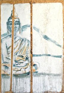 The Last Buddha (panel 4/4)