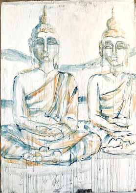 Two Buddhas   Panel 2/4