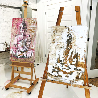 THE EDGE Art Studio - Barb White