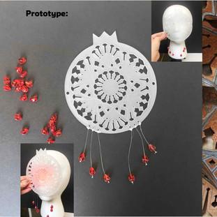 Laser cutting - Prototype