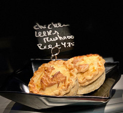 Chicken, Leek & Mushroom Pie