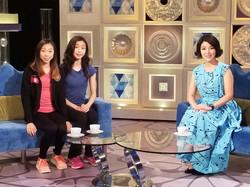 TVB 今日VIP with 陳芷菁 & 鄺曉晴
