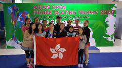 2015 Asian Trophy BKK