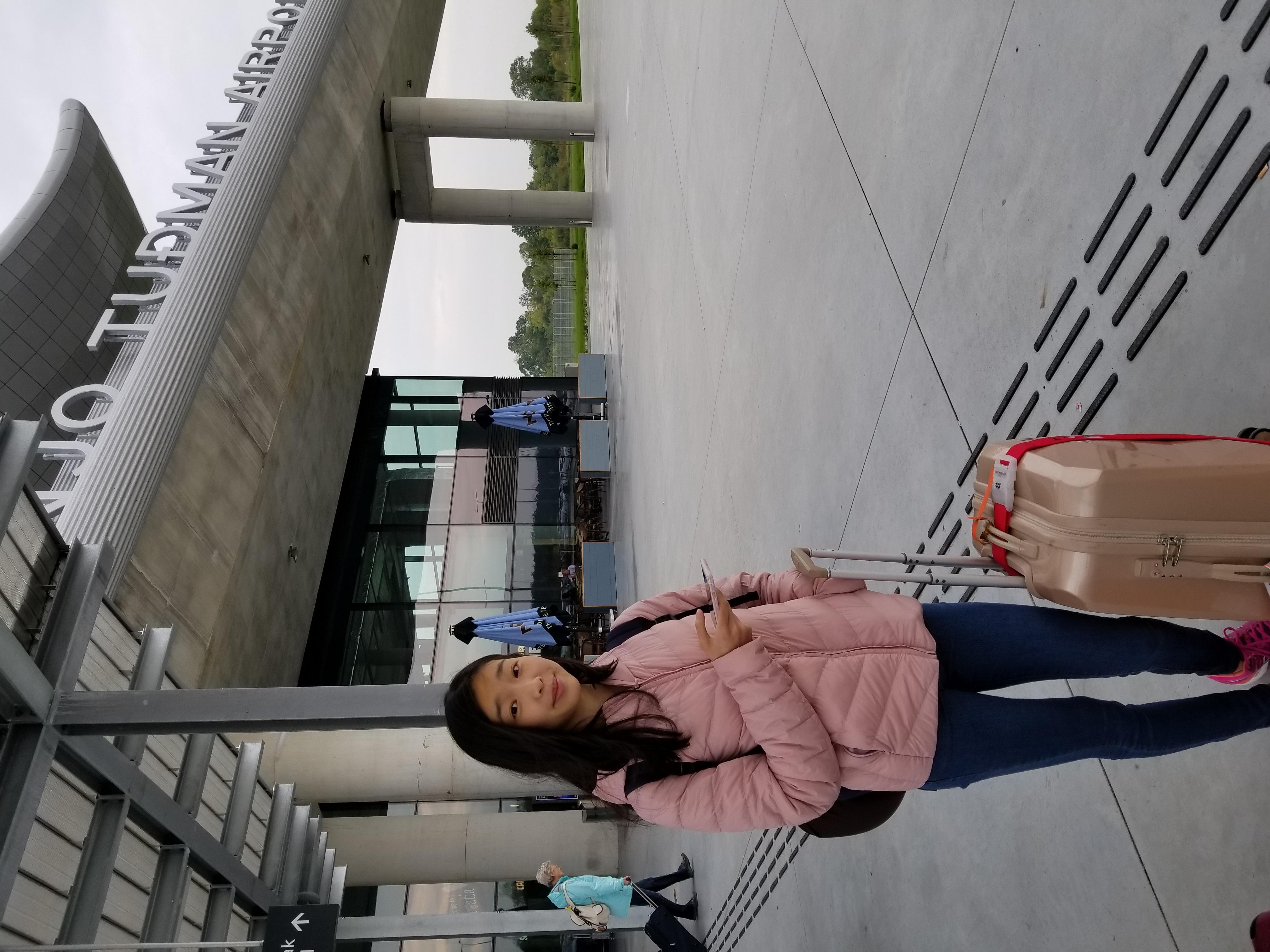 Arrive in Zagreb