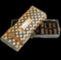 Luxury Vegan Artisan Fine Chocolate Assortment Gift Box