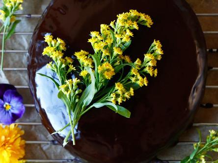 LEMON CHOCOLATE EASTER CAKE (GLUTEN-FREE & VEGAN)