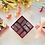 Thumbnail: 16 Piece Assorted Mignardise and Ganache Brown Gift Box
