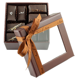 Vegan Chocolate Gift - Amore di Mona Assorted Mignardise Gift Box
