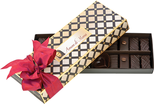 CASE, Connoisseur Collection Gift Box (24 piece, 9 oz assortment, 6 per case)