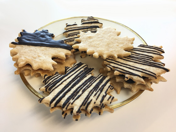 Maple Cookies - Vegan and Gluten-free