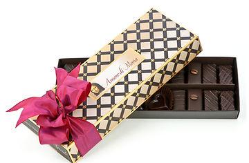 Vegan Chocolate Caramela assortment