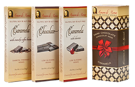 Luxury Vegan Artisan Fine Chocolate Assortment Gift Pack