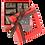 Thumbnail: CASE of 6,  Mignardise Gift Box (16 piece, 8 oz)