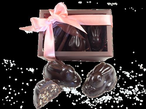 Crispy Caramela Bunny Gift Box