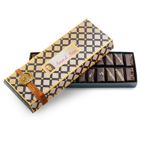 Vegan Chocolate Gift - Amore di Mona Chocolate Mignardise Collection