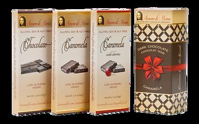 Vegan Chocolate Gift - Amore di Mona Classico Collection