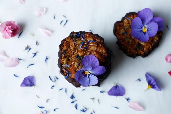 Florentines made vegan, nut-free, and grain-free