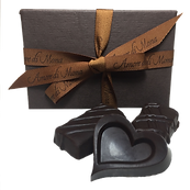 Vegan Chocolate Gift - Amore di Mona 3 Piece Party Favor Gift Box