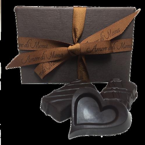 Boîte de 3 chocolats