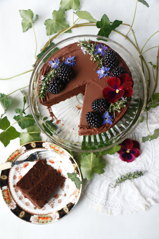 Wonderful Chocolate Beet Cake