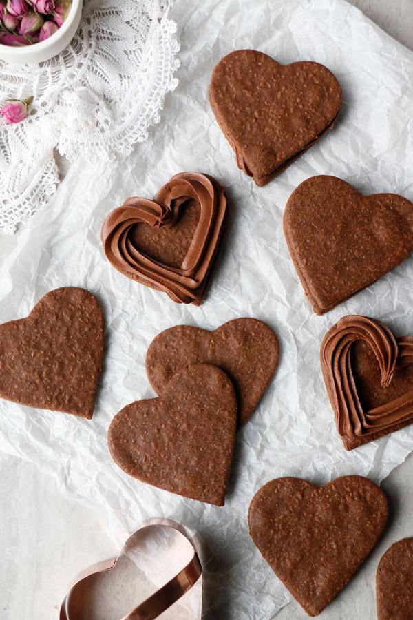 Vegan Valentine Cookie Recipe