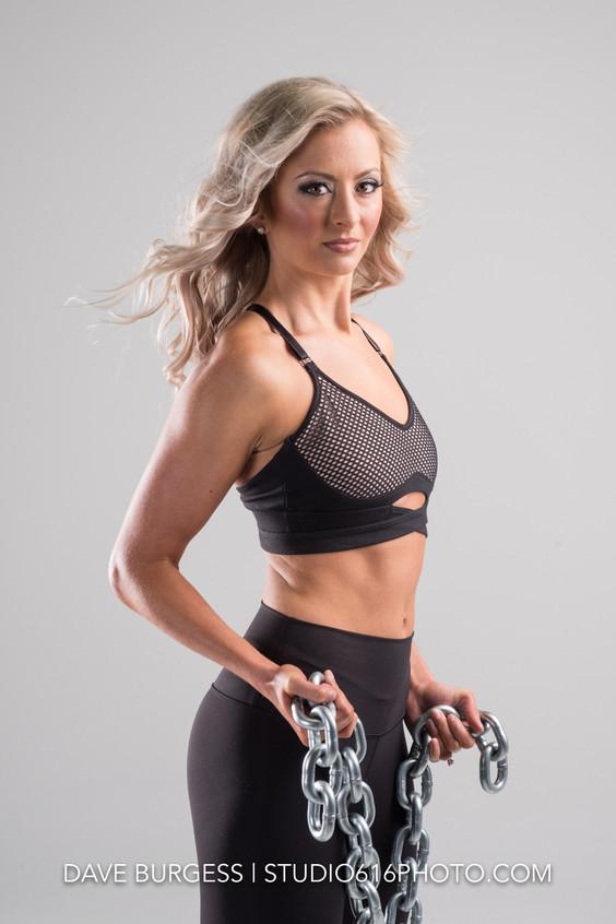 Claire Sedlacek fitness