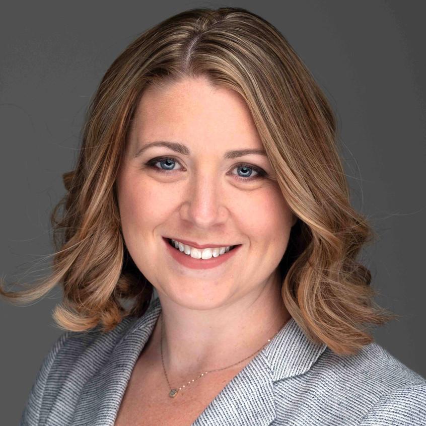 Michelle Morrow, Headshot Client