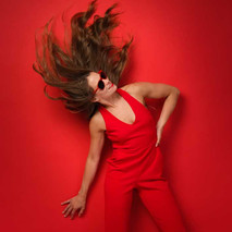 Modeland dancer Shelby Poch