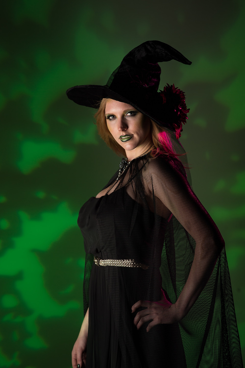 Laura Porter, Glam Witch