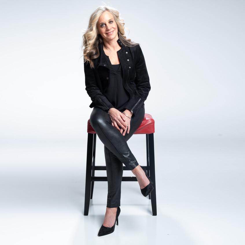 Debbie Seated