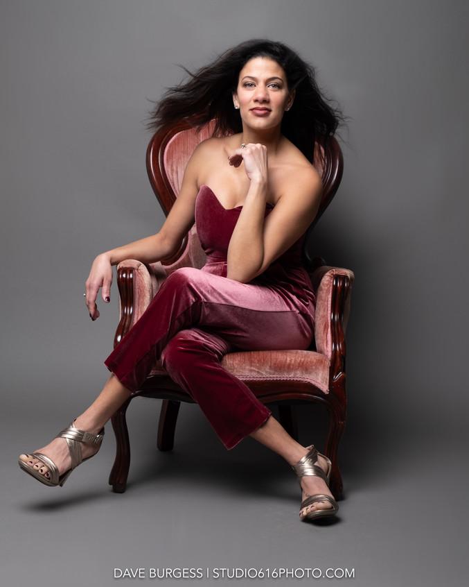 Gia Seated Portrait