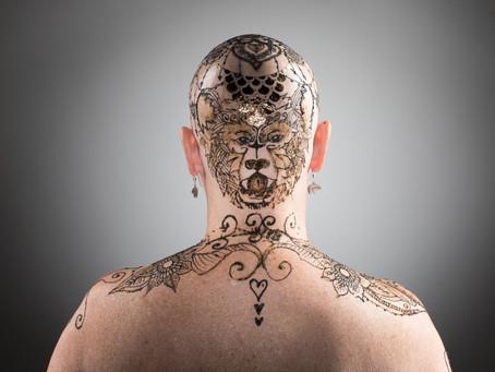 Cancer Warrior Meets Henna Artist