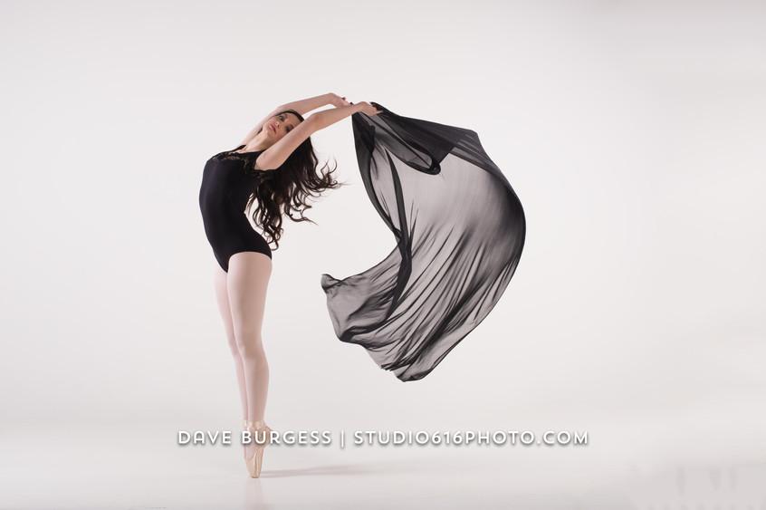 Black Silk Dance