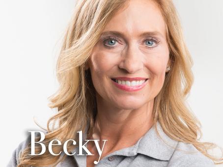 Becky Barrett Portrait Session