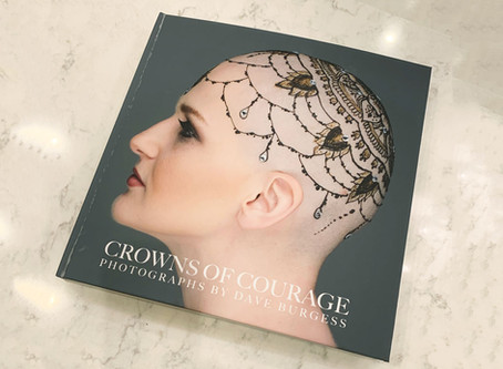 Celebrating Crowns of Courage With A Deluxe Coffee Table Book