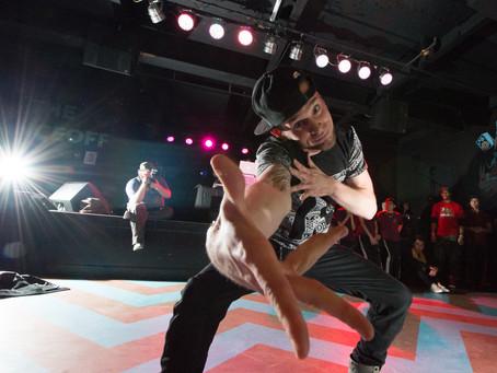 Dance Off II - Coming December 3