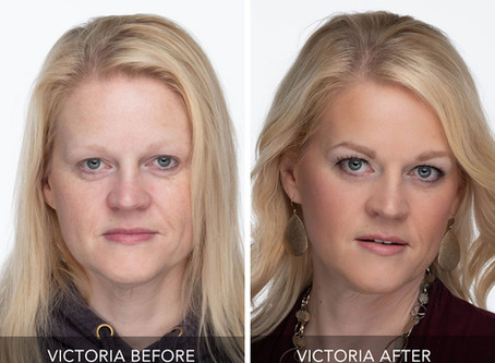Five Reasons to Add Pro Makeup To Your Headshot Photo Session