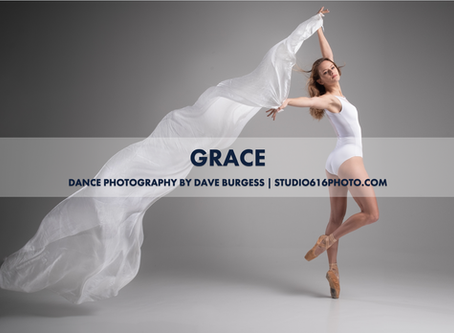 Grace Dances: An Adobe Spark Presentation